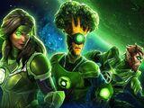 Green Lantern Corps (DC Legends)
