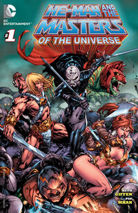 He-Man and the Masters of the Universe Vol 2 1