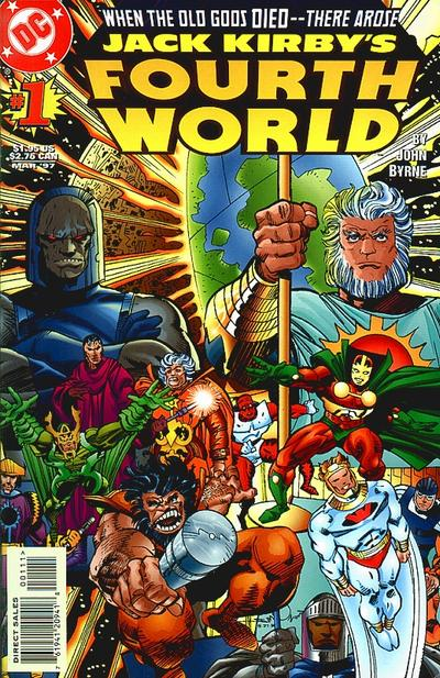 Image result for Jack Kirby's Fourth World