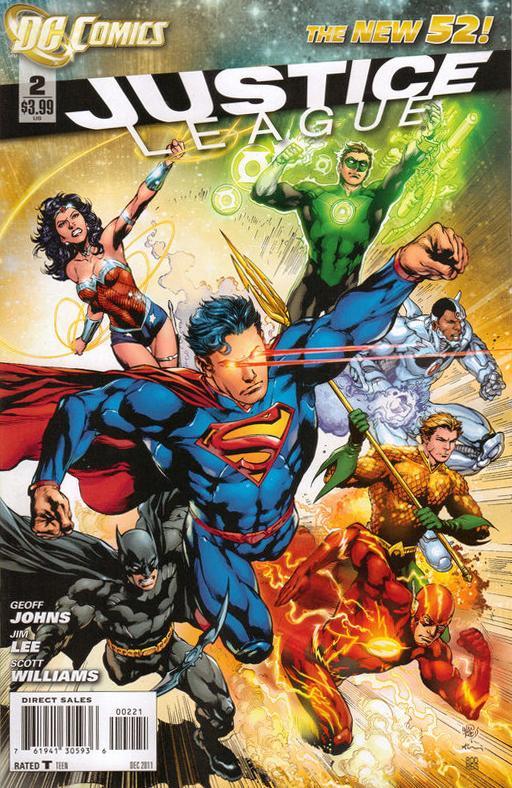 Znalezione obrazy dla zapytania Justice league new 52 vol 1
