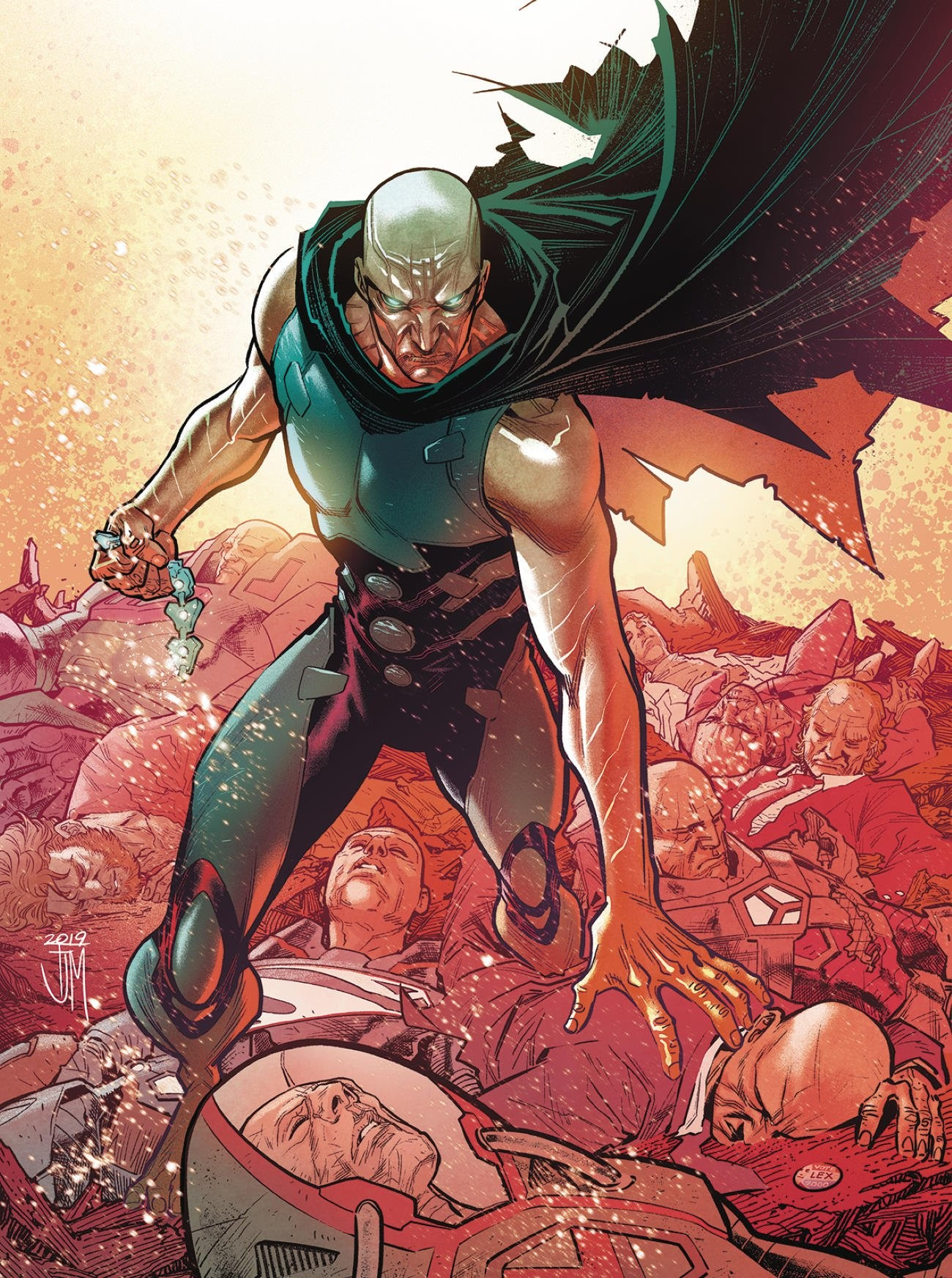 [Year of Evil] Lex Luthor VS Ray Palmer [Post-Unique] Latest?cb=20190919161439