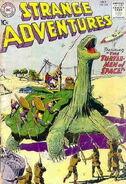 Strange Adventures 118