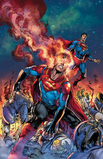 Superman Vol 5 8 Textless