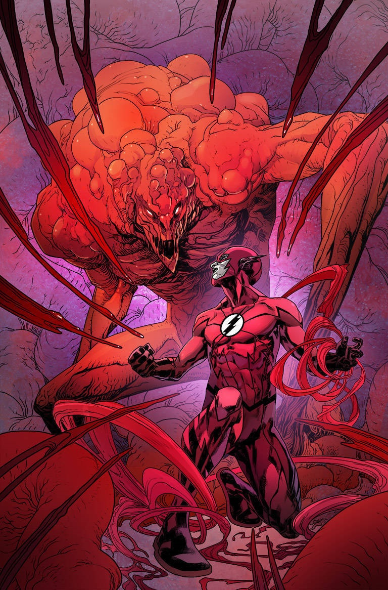 Resultado de imagen para Bloodwork dc comics