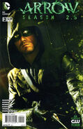 Arrow Season 2.5 Vol 1 2