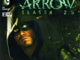 Arrow: Season 2.5 Vol 1 2