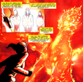 Flamebird the Goddess 001