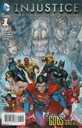 Injustice Gods Among Us Year Four Vol 1 1