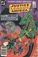Justice League of America 227