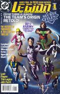Legion of Super-Heroes Secret Files 1