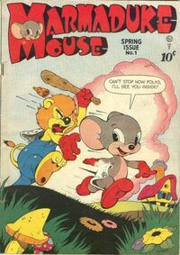 Marmaduke Mouse Vol 1 1