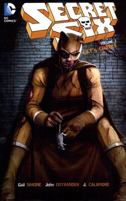Cover for the Secret Six: Cat's Cradle Trade Paperback