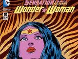Sensation Comics Featuring Wonder Woman Vol 1 10