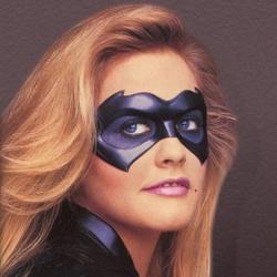 Silverstone Batgirl mug