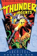 T.H.U.N.D.E.R. AGENTS Archives Vol 6
