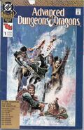 Advanced Dungeons and Dragons Annual Vol 1 1