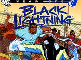 Black Lightning: Year One Vol 1 5