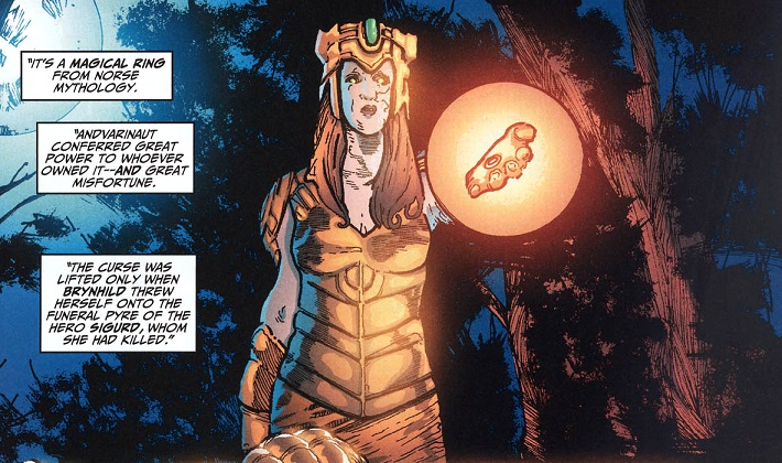 Brunhilde (New Earth) | DC Database | FANDOM powered by Wikia