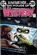 House of Mystery v.1 216
