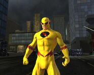 Professor Zoom DCUO 001