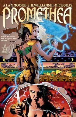 Cover for the Promethea: Book Three Trade Paperback