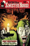 Secrets of Sinister House Vol 2 1