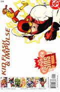 Sins of Youth Kid Flash and Impulse Vol 1 1
