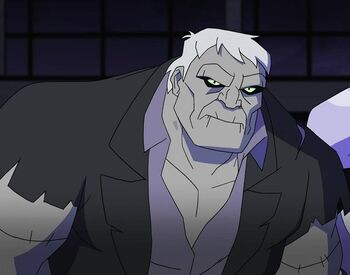 Cyrus Gold (Batman Unlimited) | DC Database | FANDOM powered by Wikia