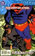 Superman Man of Steel Vol 1 129