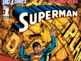 Superman Vol 3 1