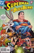 Superman and Bugs Bunny 1