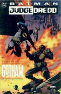 Batman Judge Dredd Vendetta in Gotham Vol 1 1