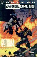Batman Judge Dredd Vendetta in Gotham Vol 1 1