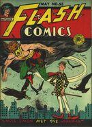 Flash Comics 53