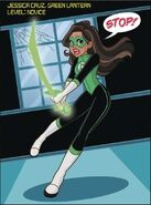 Jessica Cruz DC Super Hero Girls 001