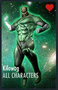 Kilowog Injustice Gods Among Us 0001