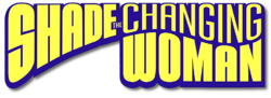 Shade, The Changing Woman (2018) logo