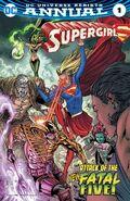 Supergirl Annual Vol 7 1