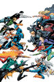 Teen Titans vs. Titans East
