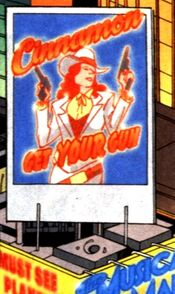 Cinnamon Get Your Gun