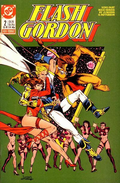 Flash Gordon Vol 1 2   DC Database   FANDOM powered by Wikia