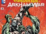 Forever Evil: Arkham War Vol 1 3