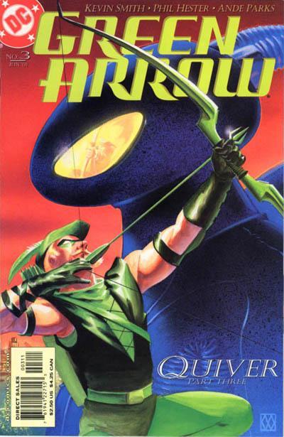 Green Arrow Vol 3 3 Dc Database Fandom Powered By Wikia