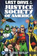 Last Days of the Justice Society of America Collected