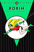 Robin Archives Vol 1 1
