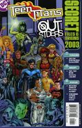 Teen Titans - Outsiders Secret Files and Origins 2003