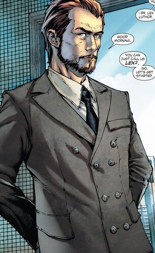 Alexander Luthor (Earth-1) | DC Database | FANDOM powered ...