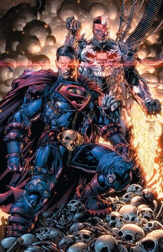 Textless David Finch Variant