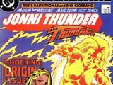 Jonni Thunder Vol 1 1