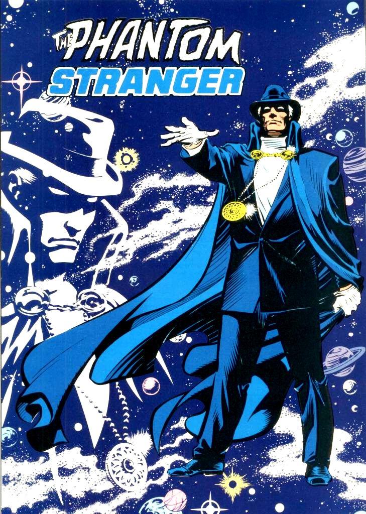 Phantom Stranger New Earth Dc Database Fandom Powered By Wikia